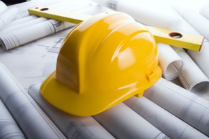 A hard hat is a valuable piece of personal protective equipment.